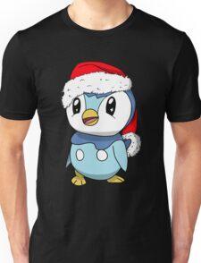 Piplup Santa Hat Unisex T-Shirt