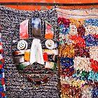 Marrakesh Mask by Robert Kelch, M.D.