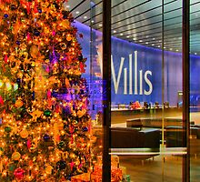 Christmas At The Willis Building London by Colin  Williams Photography