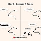 How To Summon A Panda by Panda And Polar Bear