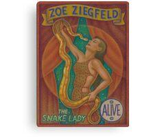 Zoe Ziegfeld Canvas Print