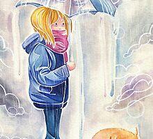 Rainy Day Daydream by EvaHolder