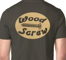 Wood Screw Unisex T-Shirt