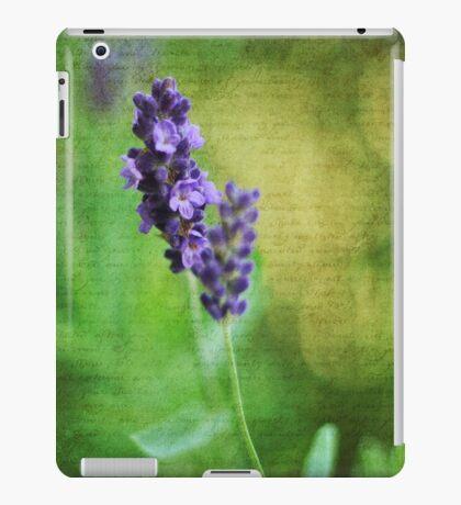 Por vous~ iPad case iPad Case/Skin
