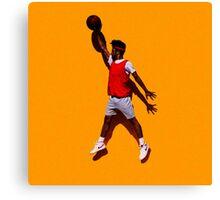 Jump man KYLE Canvas Print