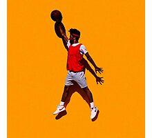 Jump man KYLE Photographic Print