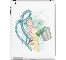 Cooking Princess iPad Case/Skin