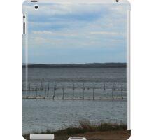 Tuna farming iPad Case/Skin