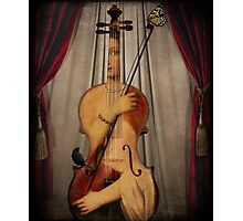 The Musician Photographic Print