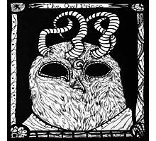 The Owl Prince Photographic Print