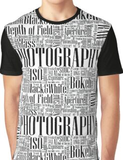 Photography Graphic T-Shirt