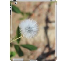 Flower past bloom iPad Case/Skin