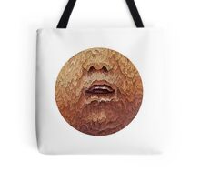 Dripping Mouth Tote Bag