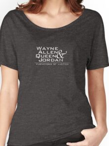 Purveyors of Justice Women's Relaxed Fit T-Shirt