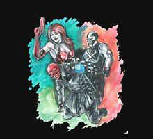 Redskull, Crossbones, Sin Unisex T-Shirt
