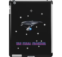 THE FINAL FRONTIER iPAD CASE iPad Case/Skin