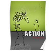 Action Driven Poster
