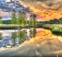 Wonder Of Sunst by Gregory J Summers