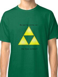 Useless Triforce Classic T-Shirt