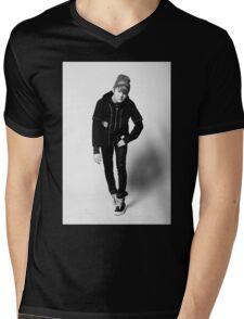 Suga Mens V-Neck T-Shirt