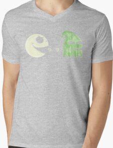 Pac-Jack Mens V-Neck T-Shirt