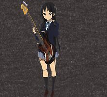 K-On! - Mio Akiyama - Bass (RENDER) Unisex T-Shirt
