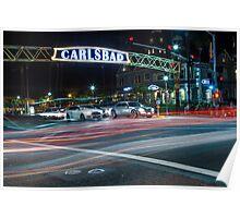 Carlsbad California Poster