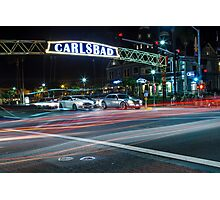 Carlsbad California Photographic Print