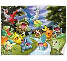 POKEMON 15 Poster