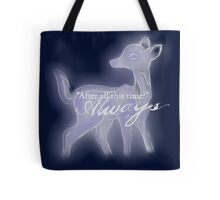 """""""After All This Time?"""" Tote Bag"""