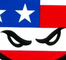 Spitfire Skate Logo (America) Sticker