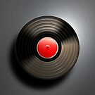 Spinning Disc Record by Ra12