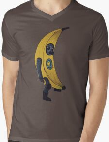 Counter terrorist Banana Mens V-Neck T-Shirt