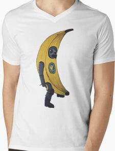 Counter terrorist Banana Mens V-Neck T-Shirt