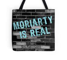 Moriarty is Real Graffiti  Tote Bag
