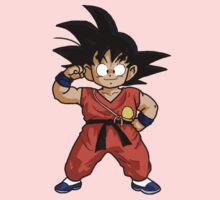 Son Goku Kids Clothes