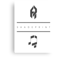 Shadeprint | Signature Canvas Print