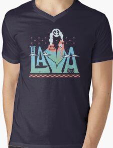One Lava Mens V-Neck T-Shirt