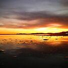 pianted sunrise by BellatrixBlack