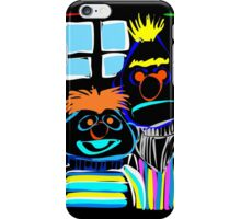 Bert & Ernie iPhone Case/Skin