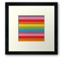 Self-Confident Considerate Lovely Fabulous Framed Print