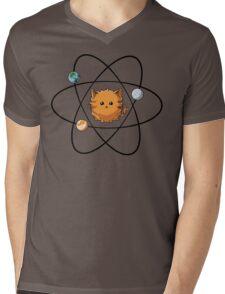 Catom Mens V-Neck T-Shirt