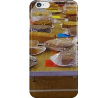 Home Baking iPhone Case/Skin