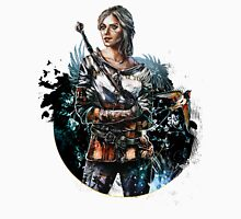 Ciri 2 - The Witcher Wild Hunt  Unisex T-Shirt