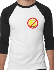 Anti-Sixer Pride hoodie split Men's Baseball ¾ T-Shirt