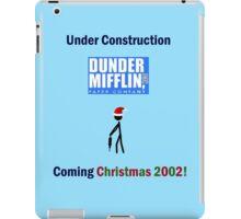 Under Construction  iPad Case/Skin