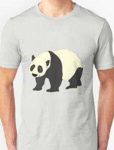 Minimal Panda  T-Shirt