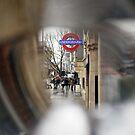 Aldgate East, London by Olivia McNeilis