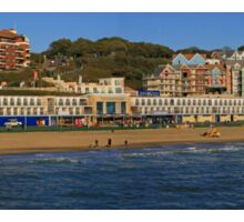 Boscombe Overstrand Panorama Sticker
