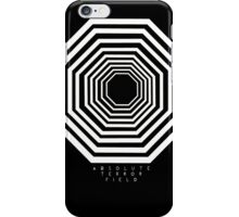 Absolute Terror (AT Field) Black iPhone Case/Skin